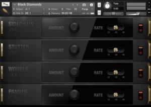 Black Diamonds Trap Kontakt Module Better Sounds, Better Beats