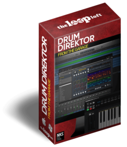 Drums From The Garage Drum Director Plugin by The Loop Loft