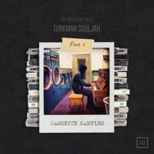 843 One Shot & Loops by Truman Souljah Cassette Samples Vol 2 Audio4Audio