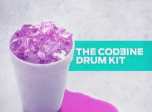 The Codeine Drum Kit