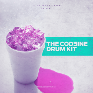 The Codeine Drum Kit