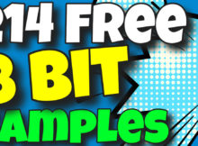8-Bit-Sample-Pack-Free-royalty-free-samples-and-lo