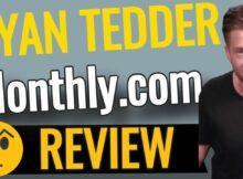 MONTHLY RYAN TEDDER REVIEW