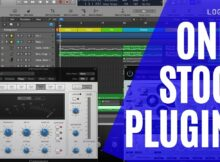 Producing a Song Using ONLY STOCK PLUGINS and INSTRUMENTS!